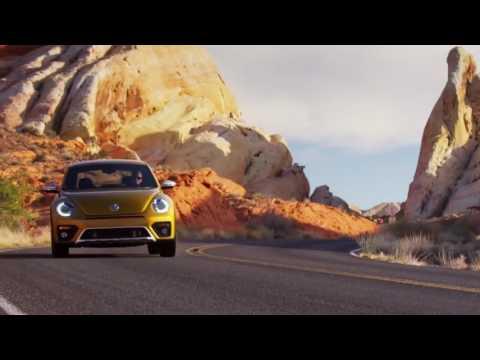 Xe Beetle Dune | Xe Volkswagen Beetle Dune phiên bản mới