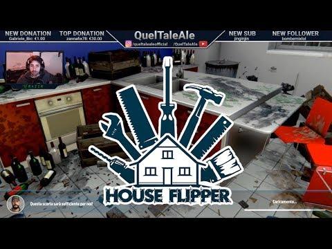 House Flipper - Gameplay ITA - STUDENTI MONELLI - Ti ristrutturo la casa