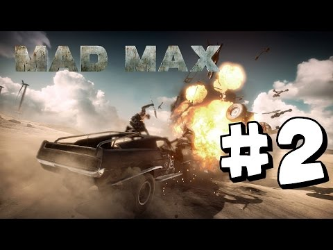 Let's Play Mad Max Part 2: Magnum Opus