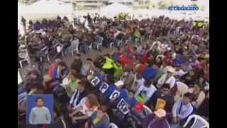 Rafael Correa Vs Domenica Tabacchi