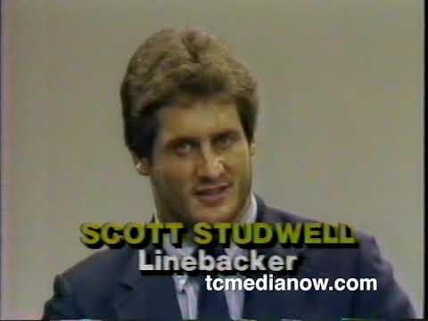 KSTP Bud Grant Show, September 13, 1982