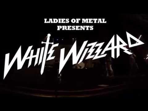 White Wizzard Interview