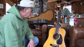 Talking Guitars with Old Standard Wood