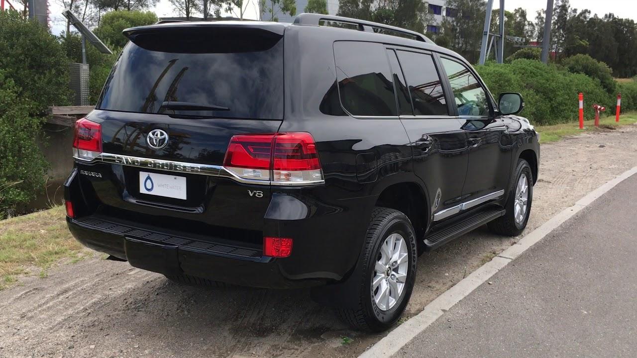 2018 Toyota Land Cruiser 200 Sahara V8 Diesel Right Hand Drive Youtube