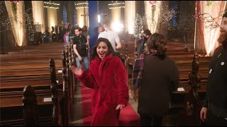 Princess Switch 2 - Behind the Scenes! Ep1 | Vanessa Hudgens