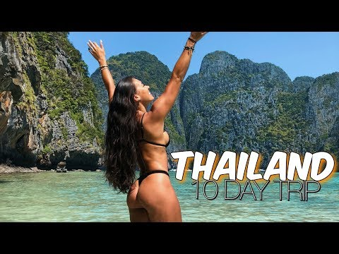 PERFECT THAILAND TRIP | 10 DAYS