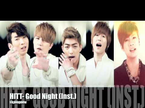 [Here is the Top] HITT- Good Night Instrumental