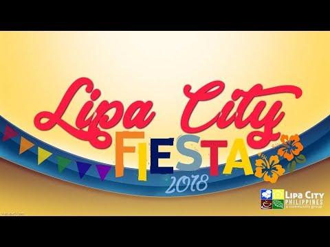 Lipa Fiesta Parade 2018