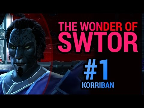 """THE WONDER OF SWTOR - Part 1 -  """"Korriban"""" - Swtorista Sith Inquisitor Playthrough"""