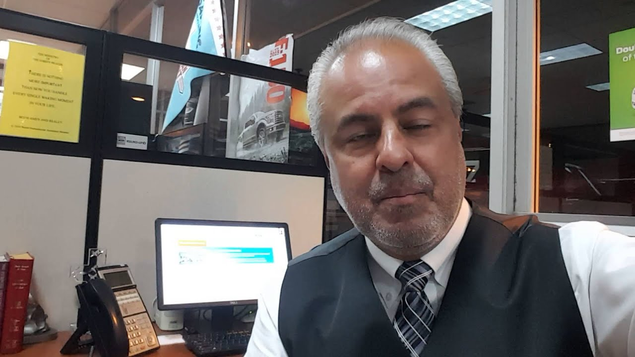Why should you let Ernest Pena with Leif Johnson Ford