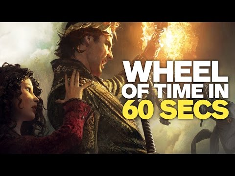 Wheel of Time in 60 Seconds: What You Need to Know