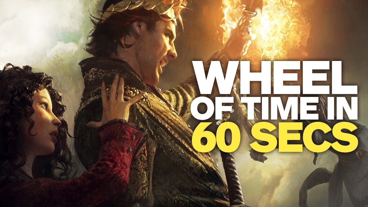 Wheel of Time in 60 Seconds: What You Need to Know - YouTube