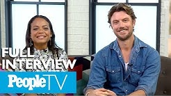 Christina Milian And Adam Demos On Their 'Impeccable Chemistry' In 'Falling Inn Love' | PeopleTV
