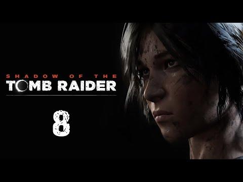 Shadow Of The Tomb Raider - Прохождение игры на русском - Замок Крофт [#8] | PC