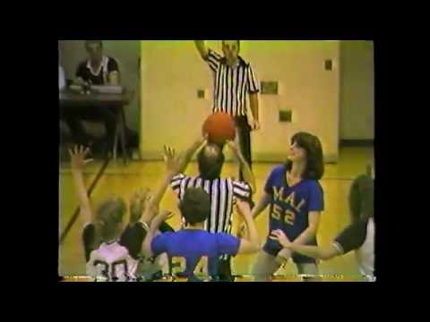NCCS  - MAI Girls start of game  2-4-85