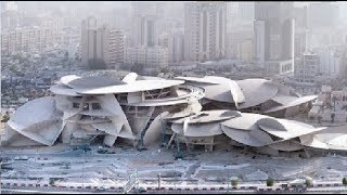 Qatar National Museum: A Look Indise Doha's Latest Mega Project That Opened To Public: Jean Nouvel