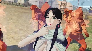 Arslan The Warriors of Legend [PS4] - Farangis Gameplay (Extreme Difficulty)
