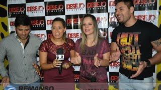 Banda Magníficos e Desejo de Menina - Arena Bomfim - Remanso-BA