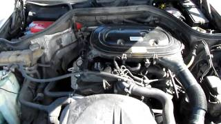 Mercedes-Benz 230e A -92 (w124) Engine