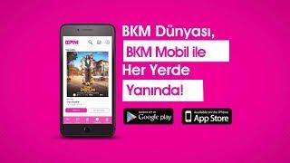 BKM dünyası, BKM Mobil ile her yerde yanında. Hemen indir, sürprizleri kaçırma!