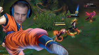 TYLER1: MY LEGENDARY LEE SIN