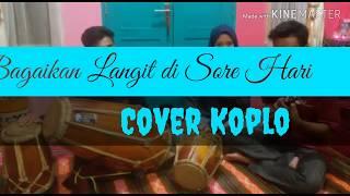 Download Mp3 #cover Potret - Bagaikan Langit Di Sore Hari Cover Koplo..