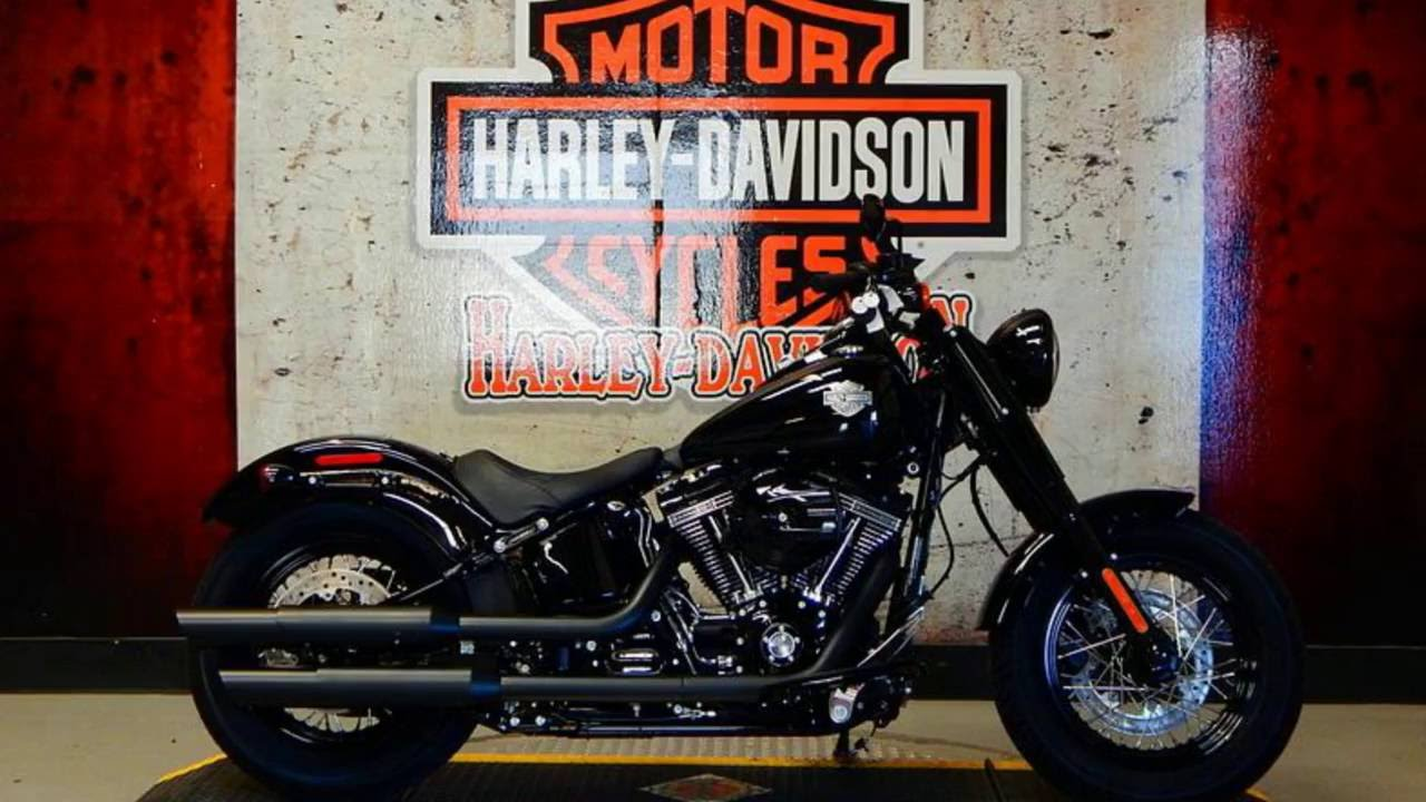 New 2016 Harley-Davidson® FLSS Softail Slim® S Motorcycle For Sale