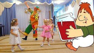 Веселая песенка для детей из мультика // Песенки для малышей. Утренник в детском саду