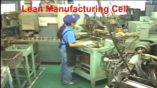 Lean Manufacturing Cell