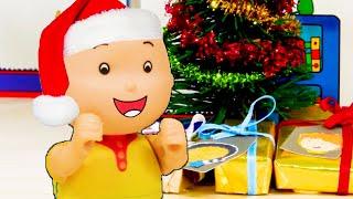 NOWY! Kajtuś i Boże Narodzenie| Kajtuś po Polsku [Caillou] - WildBrain