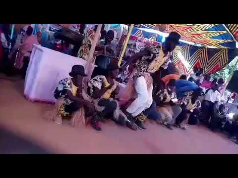 Nuba Mountains culture رقصة من أطفال مجموعة آلاما  بجبال النوبة