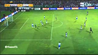 Insigne Goal - Italy VS Fluminense 9-6-2014