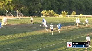 Sayre Vs Lexington Catholic | Boys HS Lacrosse