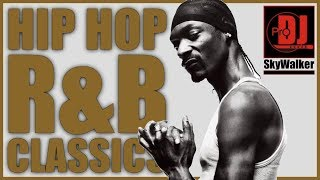 Hip Hop RnB Dancehall Classics | Black Music 2000s Club Music | DJ SkyWalker