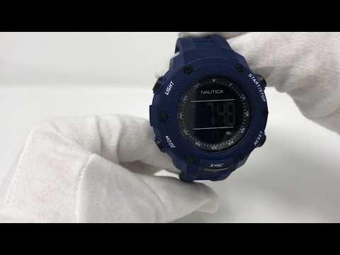 NAUTICA NAI19524G Watch