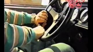 видео Как научиться правильно сидеть за рулем?