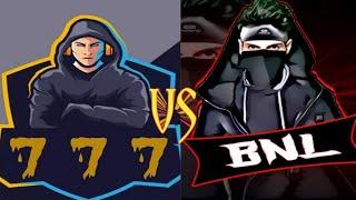 BNL vs 777 One tap match // 1 …