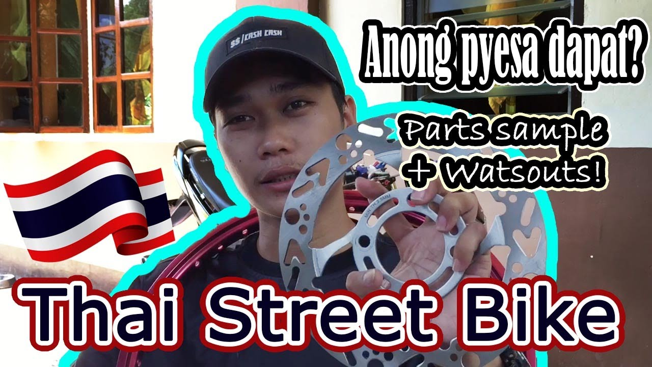 Thai Street Bike Concept Explained