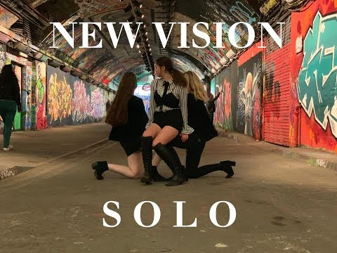 [K-POP In Public] Jennie - 'SOLO' (short Cover) By New Vision