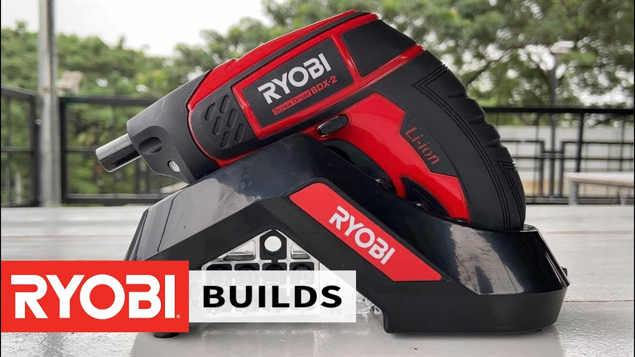 Ryobi Builds | Ep. 1 | Assembling a Small Table