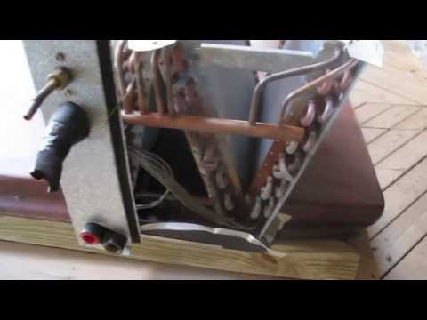 Hvac Troubleshooting - Uncasing Carrier N-Coils