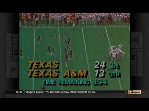 Texas @ aggy 1983
