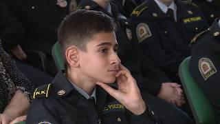Группа ОТЕЧЕСТВО в школе №27 г Саранск НТМ Репортаж