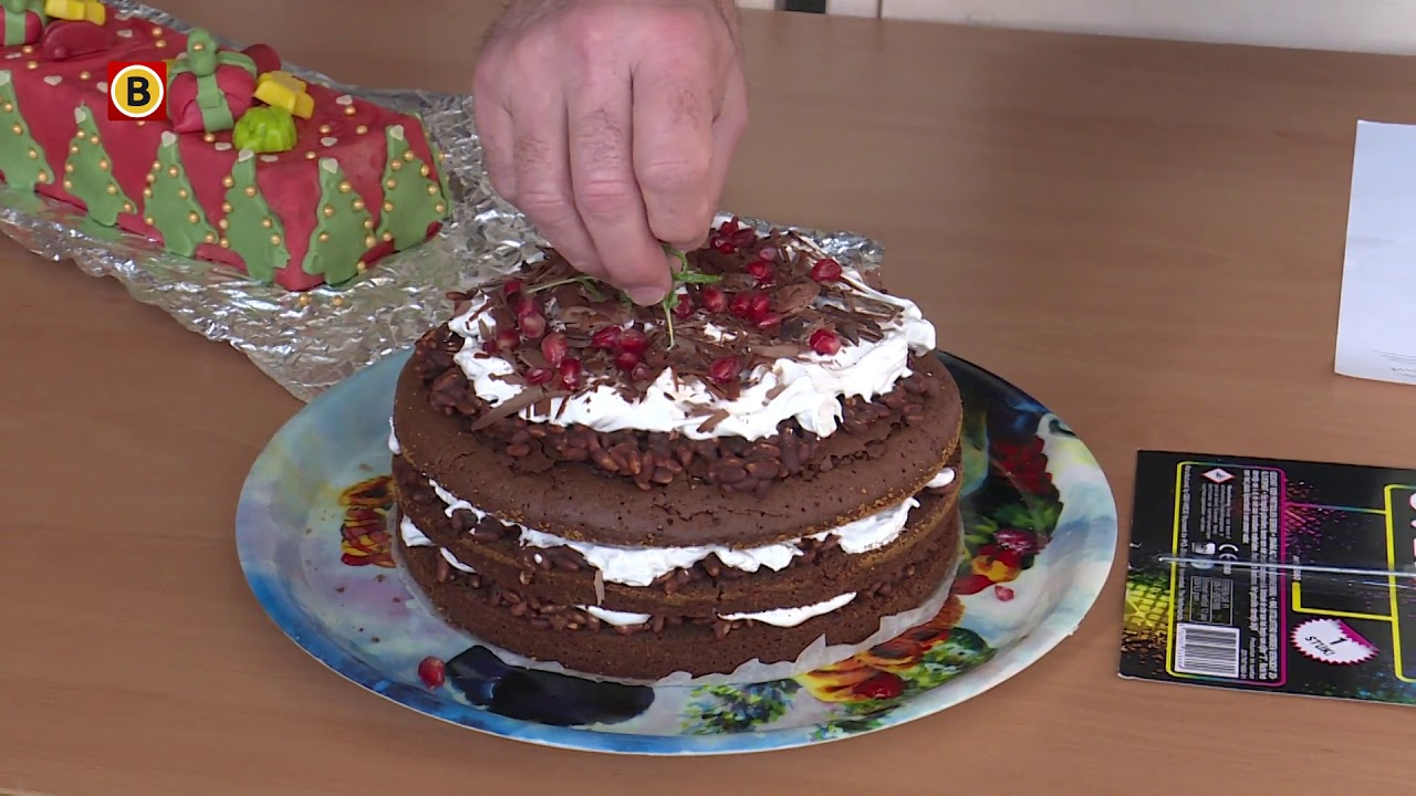 taart beste Wie bakt de beste taart tijdens Heel Steenbergen Bakt   YouTube taart beste