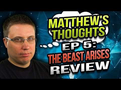 The Beasts Arises Review - Books 1-3 - Matthew's Thoughts Ep 5