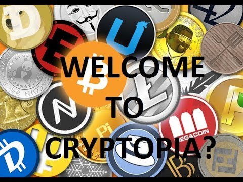 Welcome to Dystopia Episode 38: Welcome to Cryptopia?