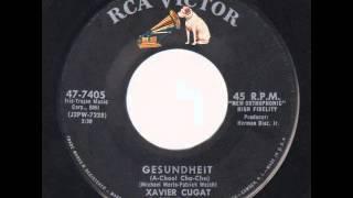 XAVIER CUGAT _ GESUNDHEIT - RCA VICTOR