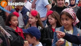 День защиты детей отметили в Хасавюрте