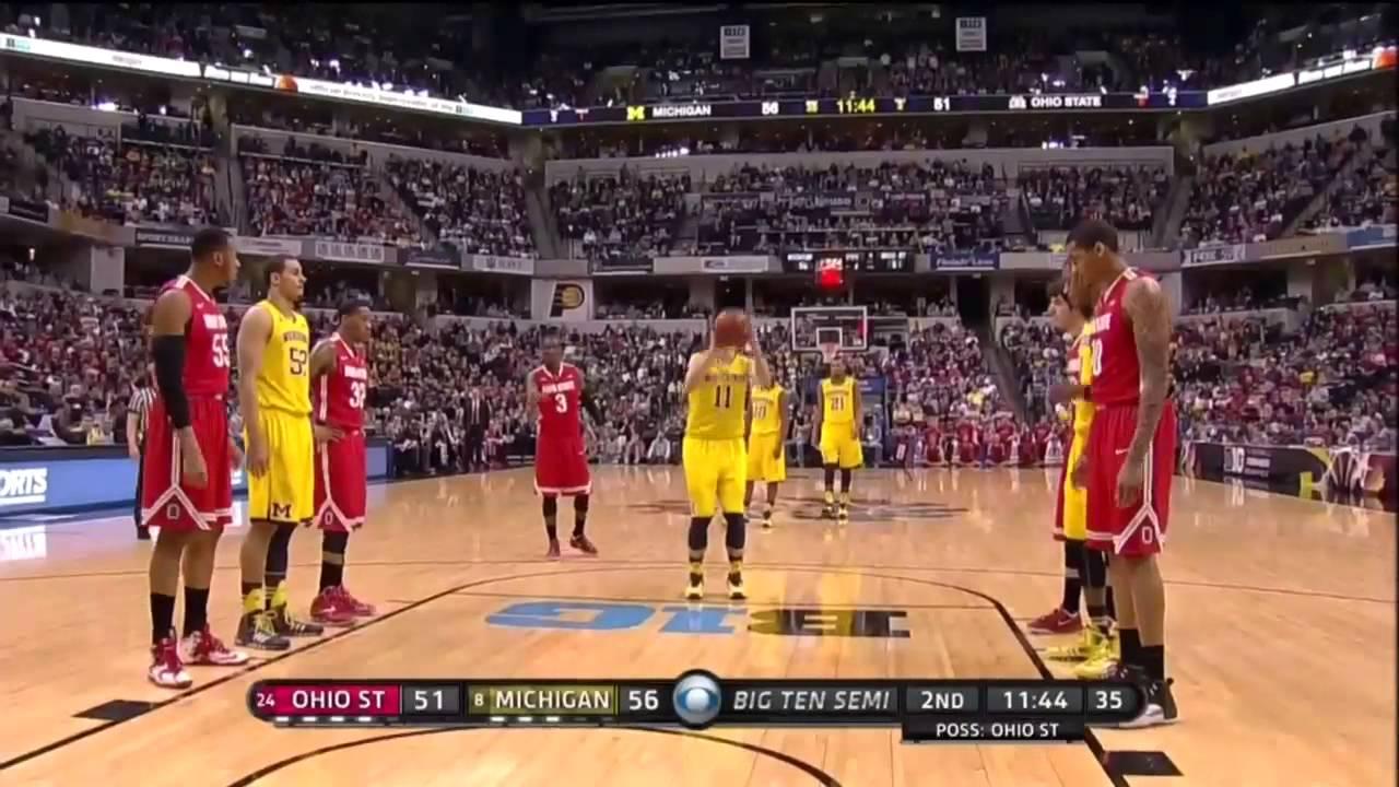 Michigan basketball gameday: Big Ten Tournament semis vs. Ohio ...