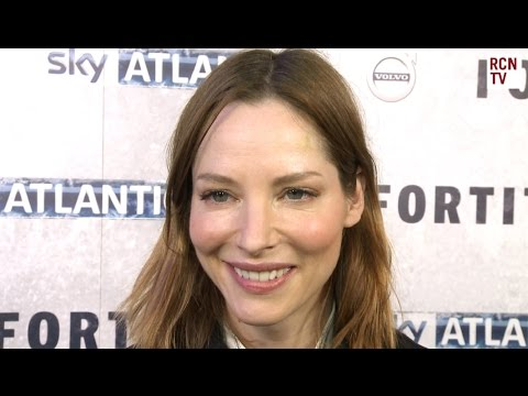 Sienna Guillory   Fortitude Premiere